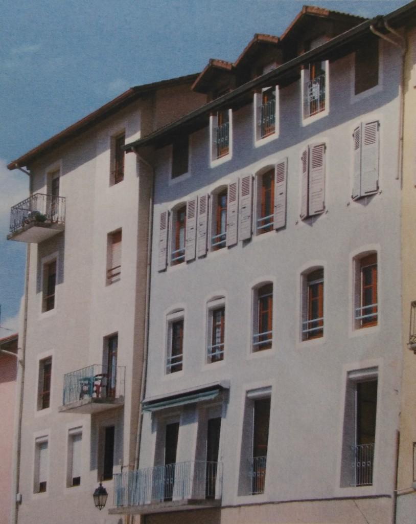 Foyer Rose Achard 38160 Pont en Royans