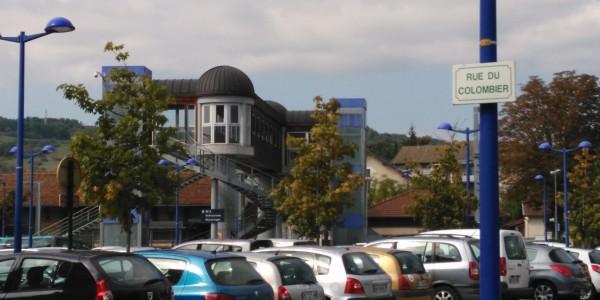 Gare de St Marcellin