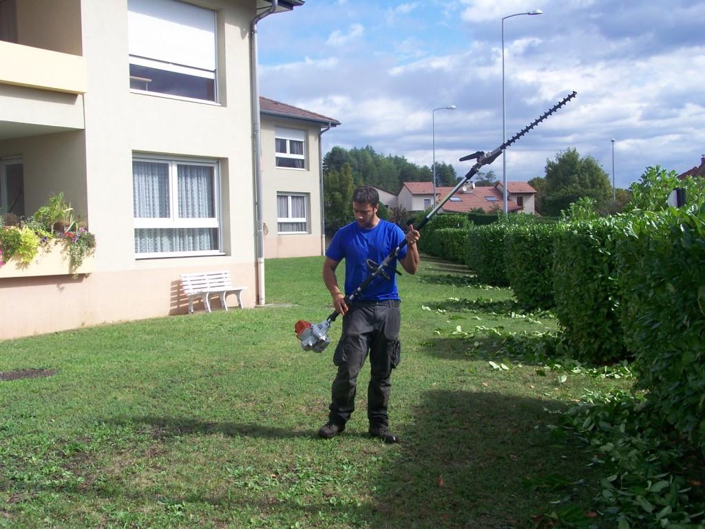 Entretien des espaces verts atelier d 39 insertion la for Association entretien espaces verts