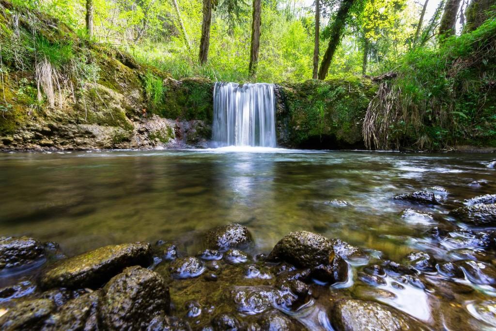 Ruisseau Tarze Royans Vercors