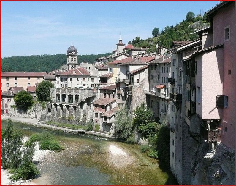 Pont en Royans Isère