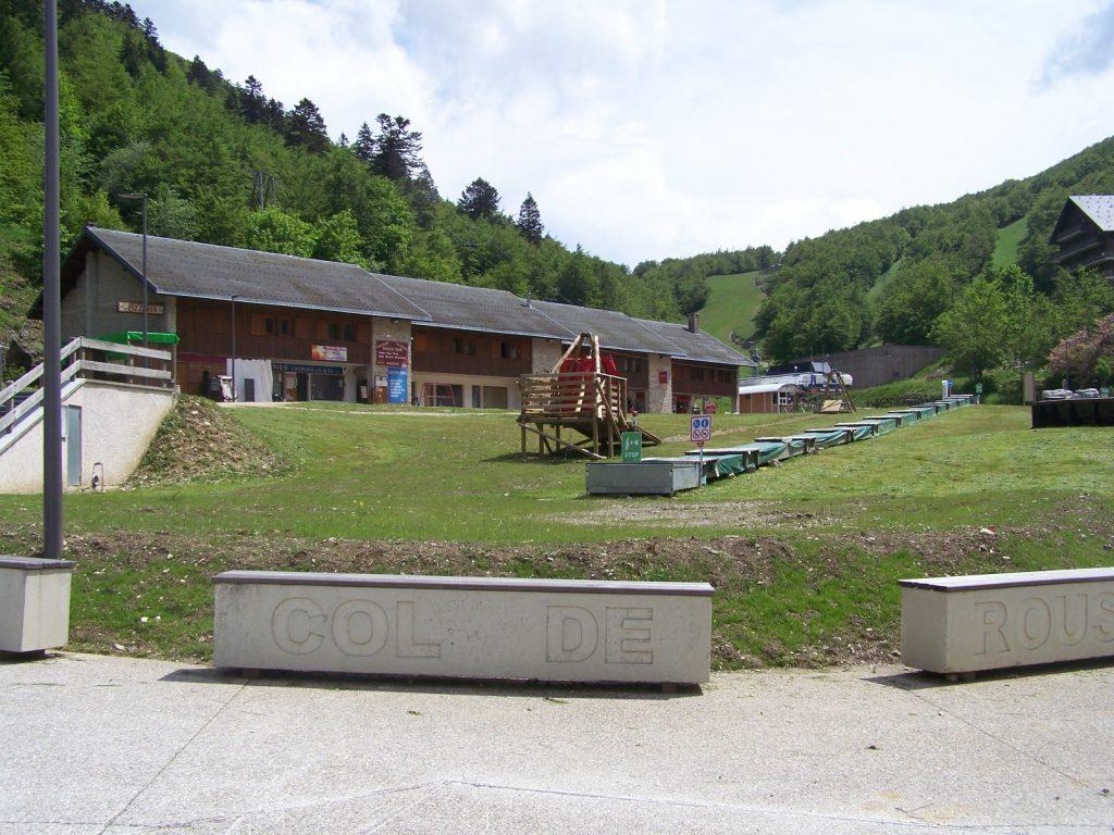 Col de rousset atelier d 39 insertion la providence saint Association entretien espaces verts