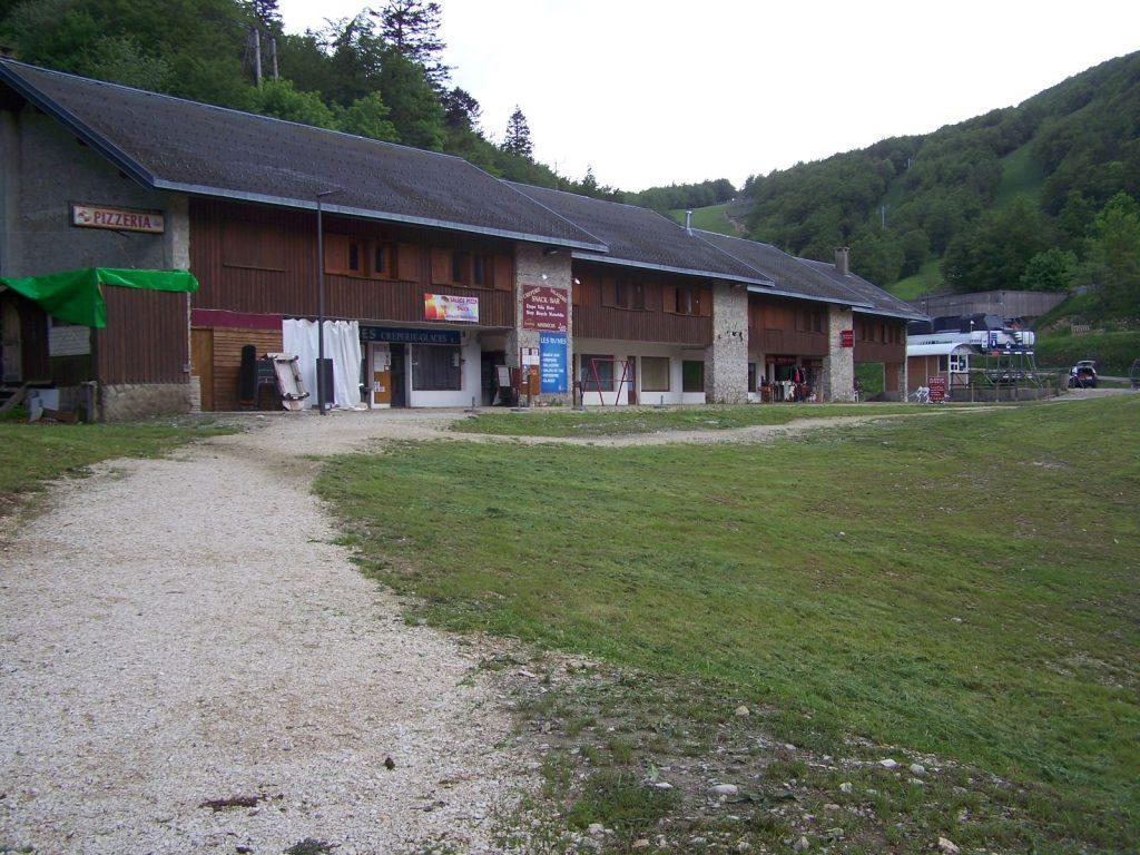galeries marchande Col du Rousset