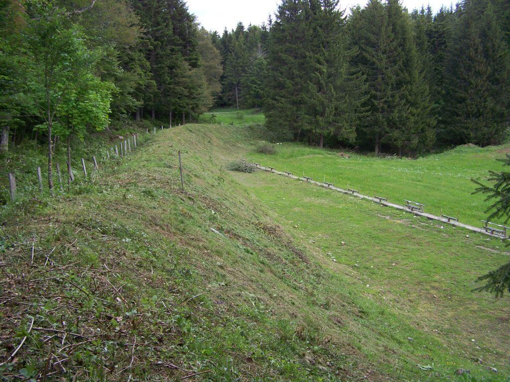 Stade biathlon Vercors