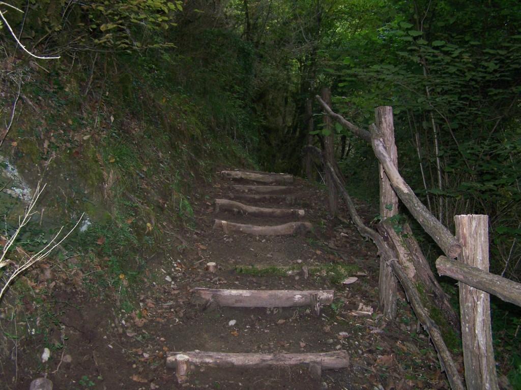 Sentier Tarze Auberives en Royans