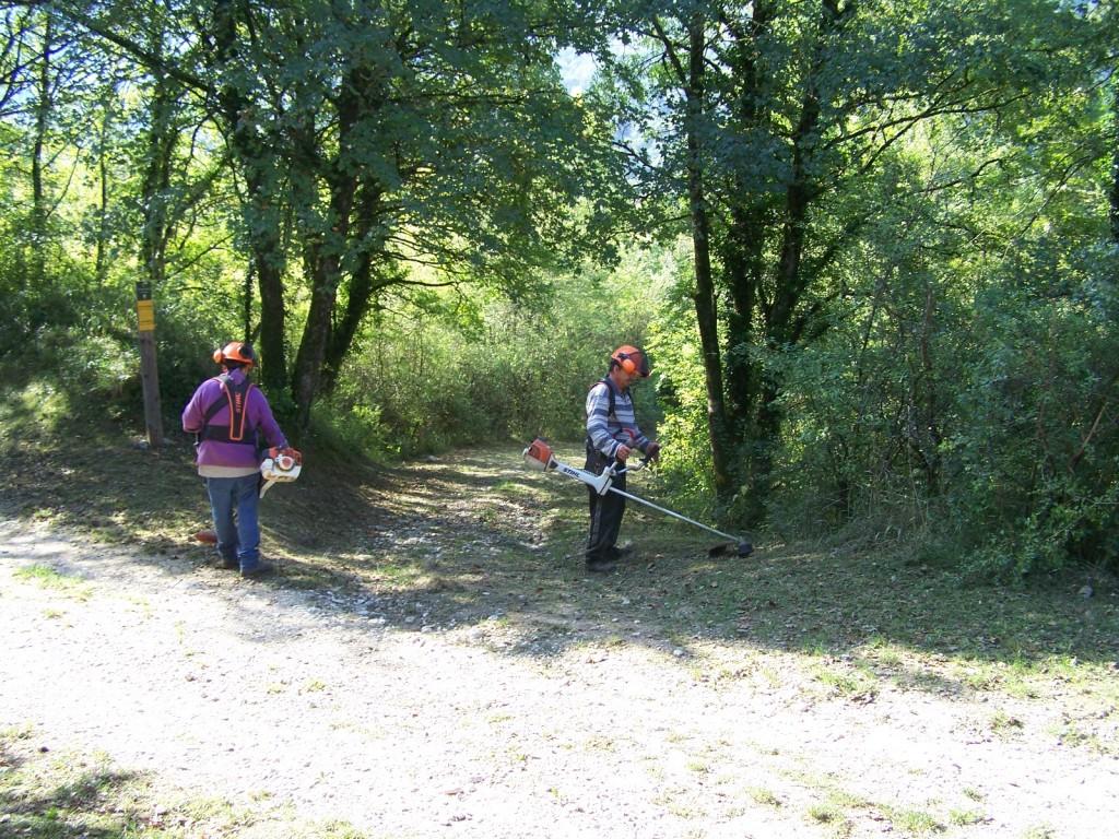 Rotofil entretien espaces verts