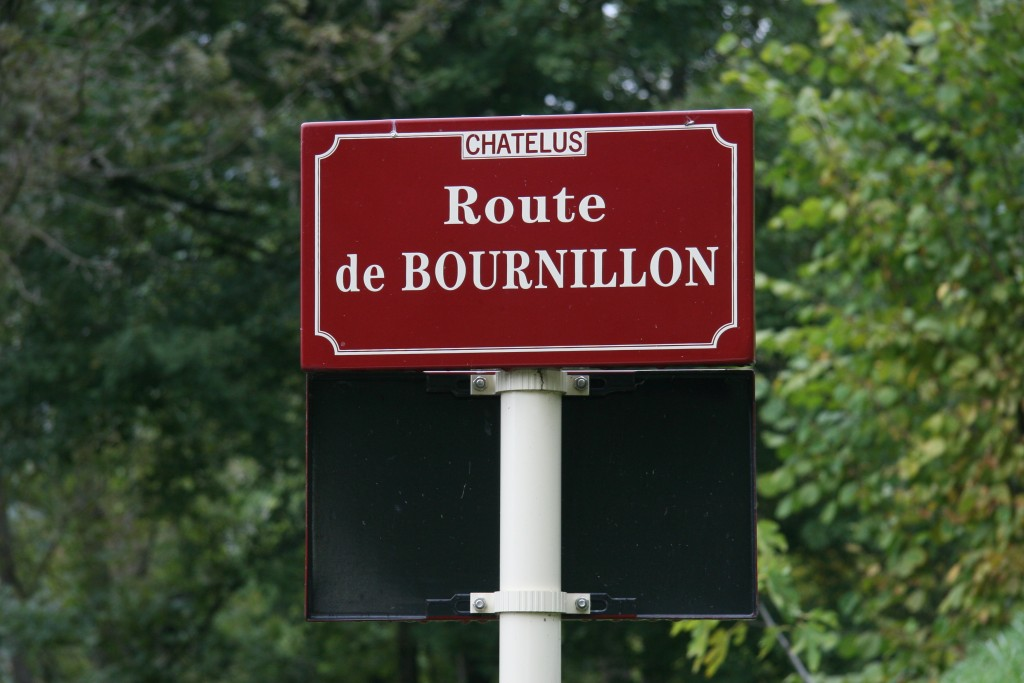 Route de Bournillon
