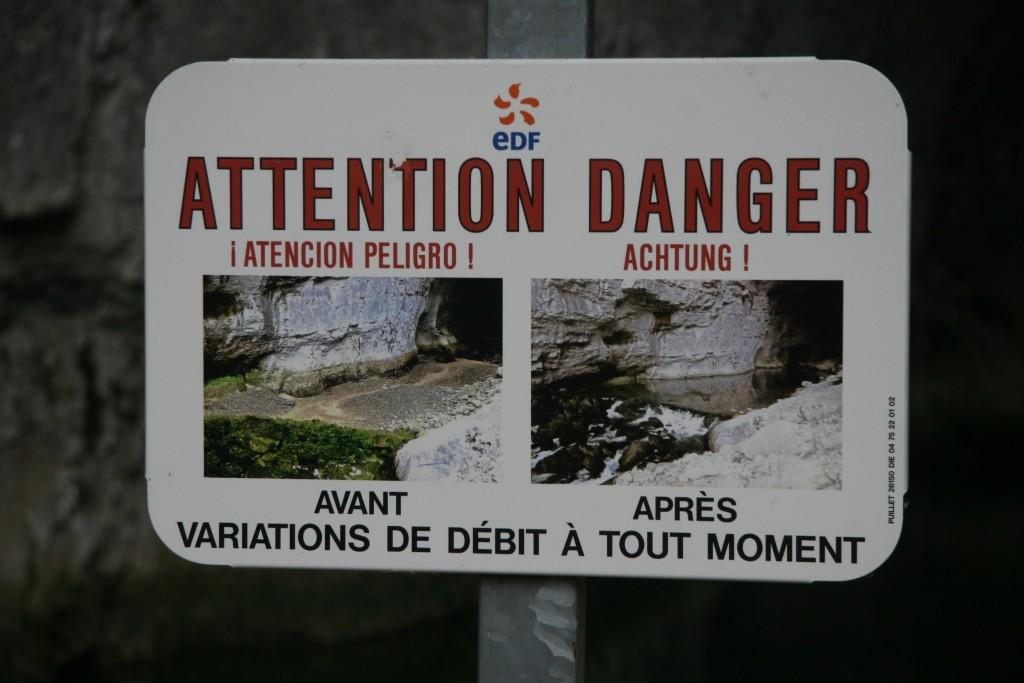 Signalisation du risque