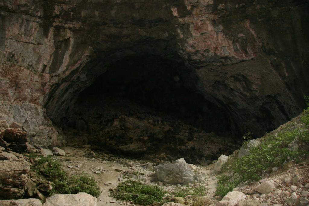 Cavité souterraine du Vercors