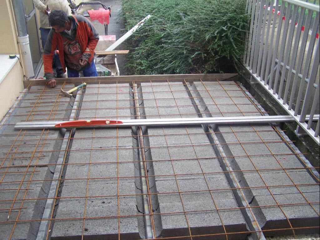 Treillis pour ferraillage