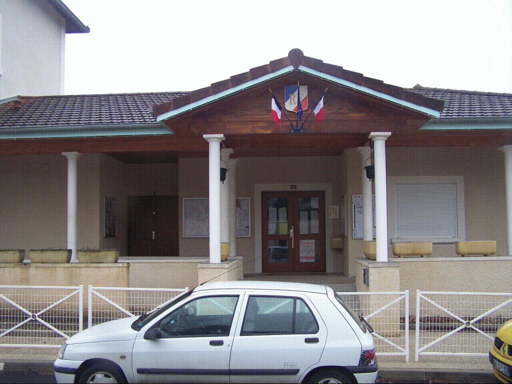 Mairie 38680