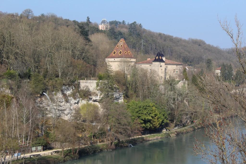 château de La Sône