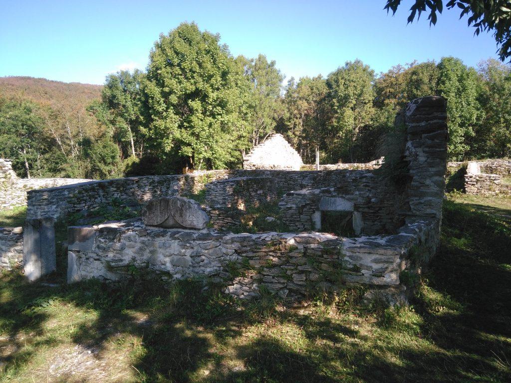 La Goulandière village